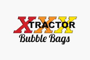 XXXTractor Bubble Bags Logo